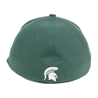 Michigan State Spartans NCAA Nike Local Dri-Fit Swoosh Flex Fitted Hat