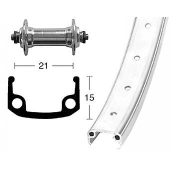 Pyörän osat alumiini vanteen 26 + vakio alumiini-toiminto (QR)