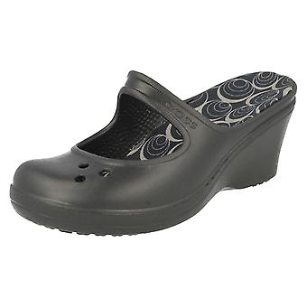 Damen Crocs Slip-on Schuhe Frances Frauen