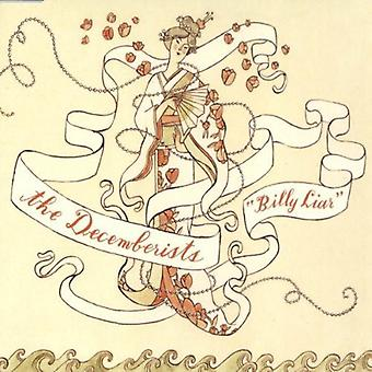 Decemberists - Billy Liar USA import