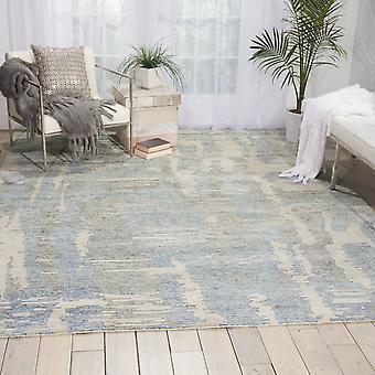 Ellora dywany Ell01 na niebiesko przez Nourison
