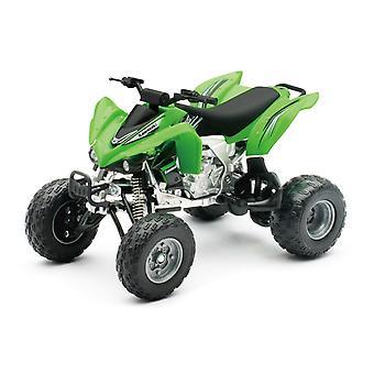 1/12 Kawasaki KFX 450R ATV (πράσινο)