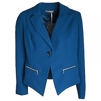 Michaela Louisa Long Sleeve Fitted Jacket / Blazer