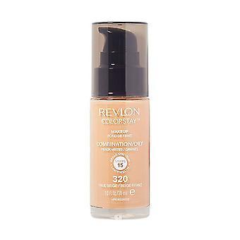 Revlon Colorstay Kombination/Oily Skin-320 True Beige 30ml