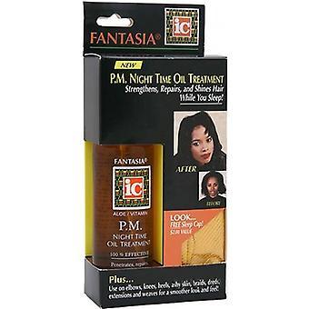 Fantasia IC Uhr Nacht Zeit Ölbehandlung 118ml mit gratis cap