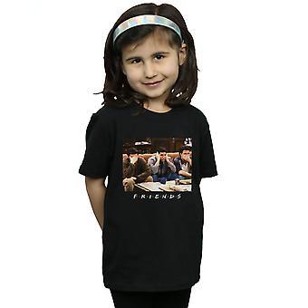 Gli amici ragazze tre bravi ragazzi t-shirt