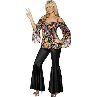أزياء الهيبيز،، المملكة المتحدة اللباس 20-22