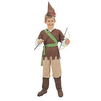 Robin Hood, Orta.