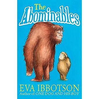 The Abominables by Sharon Rentta - Eva Ibbotson - 9781407133027 Book