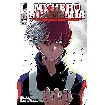 My Hero Academia - Vol. 5 by Kouhei Horikoshi - 9781421587028 Book