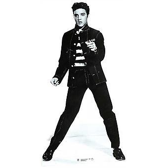 Elvis Jailhouse Rock Lifesize Pappausschnitt / Standee
