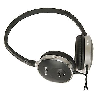 High Quality Lightweight Stereo Headphones w/ Swivel