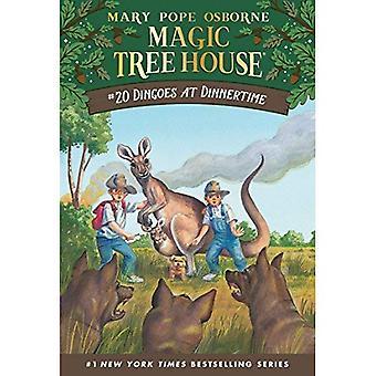 Dingoes at Dinnertime (Magic Treehouse)