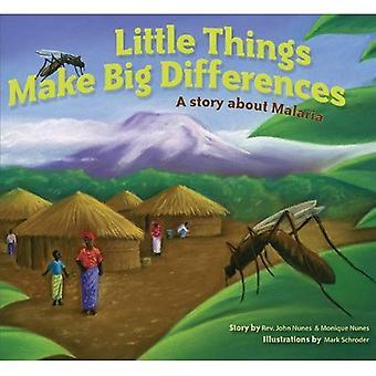 Kleine dingen maken grote verschillen