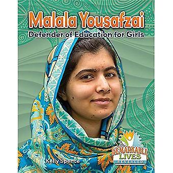 Malala Yousafzai: Difensore dell'istruzione per le ragazze (notevole vita ha rivelato)