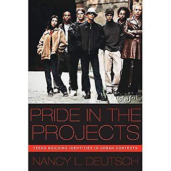 Pride hankkeisiin: Teens rakennuksen identiteettiä, kaupunkialueilla (Qualitative Studies in Psychology)