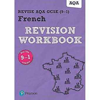 AQA GCSE Französisch Revision Arbeitsmappe überarbeiten: für die 9-1-Prüfungen - überarbeiten AQA GCSE MFL 16