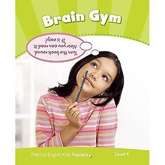 Pinguïn kinderen 4 Brain sportschool Reader CLIL (Penguin kinderen (Graded lezers))