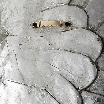 Intérieurs de Hill Antique argent grande peinture des ailes d'ange