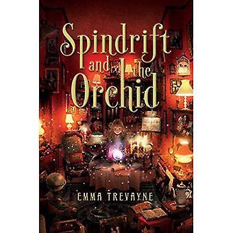 Spindrift et l'orchidée