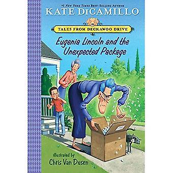 Eugenia Lincoln et le paquet inattendu: les contes de Deckawoo Drive, Volume 4