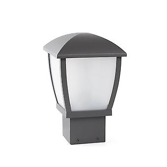 Faro - Mini Wilma Dark grå utendørs pidestall FARO74997
