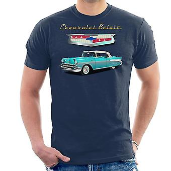 Chevrolet Belair Car Men's T-Shirt