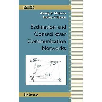 Vurdering og kontrol over kommunikationsnetværk af Matveev & Alexey S.