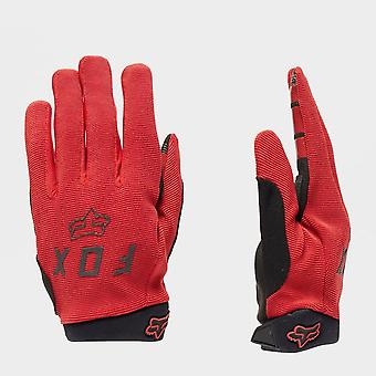 New Fox Ranger Touch-Screen Compatible Mountain Biking Gloves Red