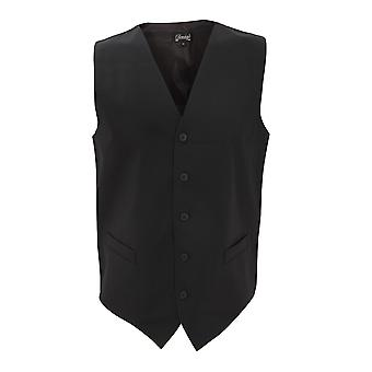 Dennys Unisex Workwear Waistcoat / Chefswear / Bar Wear (Pack of 2)