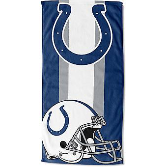 Northwest NFL beach towel ZONE of Indianapolis Colts 76x152cm