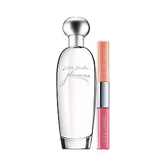 Estee Lauder Pleasures Eau de Parfum-Geschenk-Set 100ml