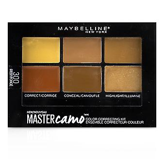 Maybelline Master Camo Color Correcting Kit-# 300 Deep-6g/0.21oz