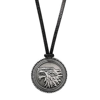 Game of Thrones Stark Shield Pendant