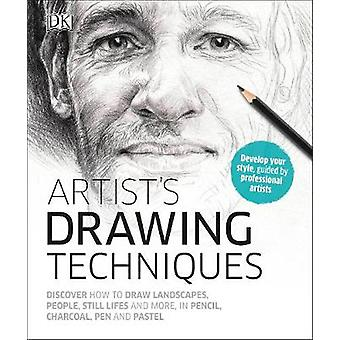 Artist's Drawing Techniques by DK - 9780241255988 Book