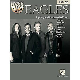 Eagles by Hal Leonard Publishing Corporation - 9781480345607 Book
