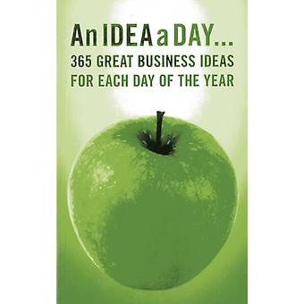 An Idea a Day by Marshall Cavendish - 9789814328647 Book