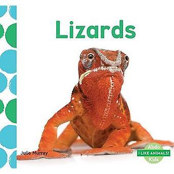 Lizards by Julie Murray - 9781680805321 Book