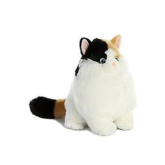 オーロラ世界脂肪猫スナック菓子三毛猫ねこネコぬいぐるみ