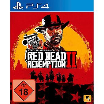 Red Dead Redemption 2 PS4 spil