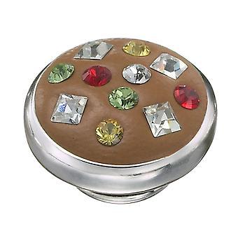 KAMELEON Cupcake Sprinkles Sterling Silver JewelPop KJP344