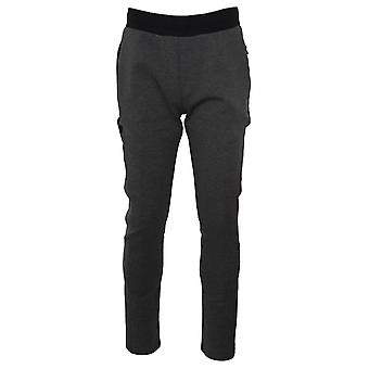 Fusalp Grey & Black 'Najac' Tracksuit Jog Pant