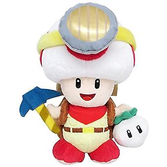 Plush - Nintendo - Super Mario Captain Toad Standing 9