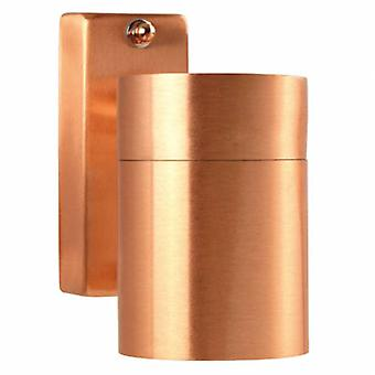 1 Light Outdoor Cylinder Small Downlight Copper Ip54