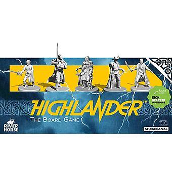 Highlander Das Brettspiel