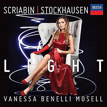 Vanes Benelli Mosell - Light [CD] USA import