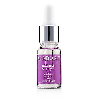 Apot.care Licorice Pure Serum - Detoxify - 10ml/0.34oz