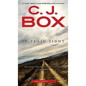 In Plain Sight by C J Box - 9780399575730 Book