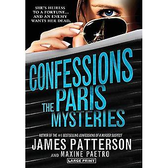 Confessions: The Paris Mysteries (Confessions)