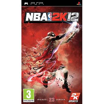 NBA 2K12 (PSP) - Nouveau